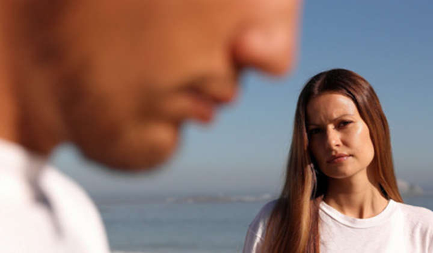 Couple-unhappy