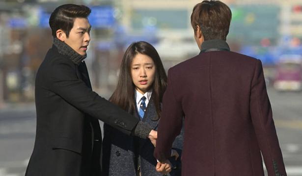 Lee Min Ho Park Shin Hye (2)