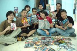 Komikus Muda Kebanggaan Indonesia