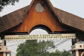 Pusat Kebudayaan Suku Betawi