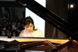 Pianis Muda Berbakat Kebanggaan Indonesia