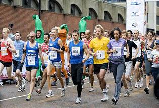 3 Peringkat Lomba Maraton