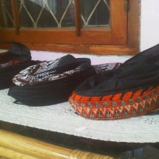 Iket & Udeng, Ikat Kepala Asli Indonesia