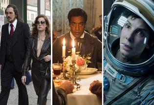 """""""12 Years of Slave"""" dan """"Gravity"""" Bersaing dalam Academy Award"""