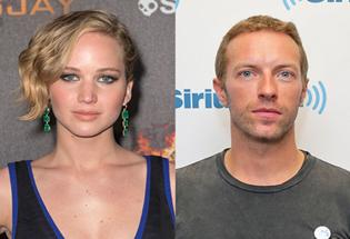 Kabar Kedekatan Jennifer Lawrence dengan Chris Martin