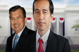 Presiden dan Wakil Presiden Baru Indonesia, Joko Widodo–Jusuf Kalla