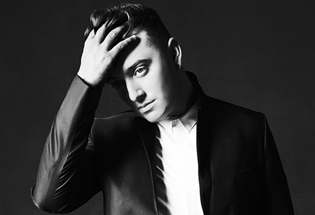 Sam Smith, Penyanyi Pria Terfavorit AMA 2014