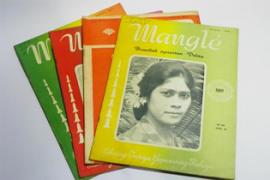 Mangle, Si Pelipur Lara Warga Sunda