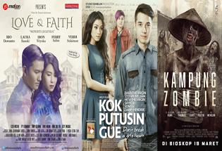 Film Indonesia Terbaru di Bulan Maret 2015