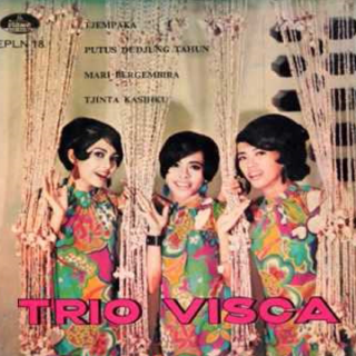 Trio Cantik di Tahun 60-an