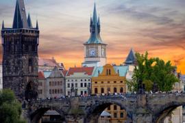 Menikmati Eksotisme Kota Praha
