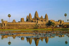 Eksotisme Angkor Wat, Kuil Budha yang Jadi Situs Warisan Dunia