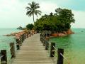 1. Pantai Sekilak