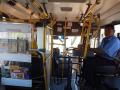 Perpustakaan di dalam bus