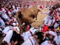 Festival Lari Dari Banteng – Pamplona, Spanyol