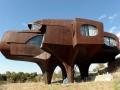 7. Rumah Baja - Lubbock, Texas