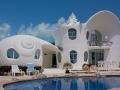 5. Rumah Keong - Isla Mujeres, Mexico