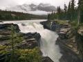 4. Air Terjun Athabasca