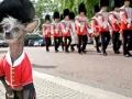 Chini si pasukan pengawal ratu kerajaan