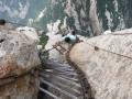 Mt. Huashan Plank Walk