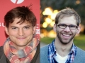 Aston dan Michael Kutcher