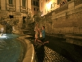 3. Trevi Fountain, Italia