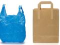 Hemat plastik dan kertas