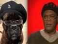 7. Samuel L. Jackson – Anjing
