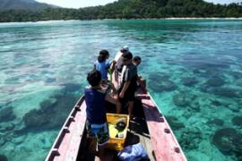 Karimunjawa, Surga Wisata Laut Jawa