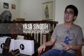 Berbisnis Perlengkapan Mode Khusus Pria, Yasa Singgih Sudah Berjuang Sejak Remaja