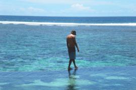 Cara Berjalan Di Atas Air