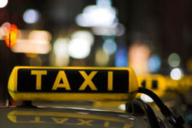 Supir Taksi