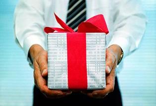 Hadiah Tahun Baru untuk Mertua