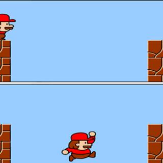 Mario Bros Punya Banyak Akal