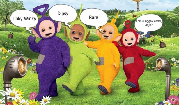 Meme Teletubbies (6)