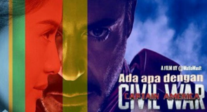 Meme Kocak AADC 2 versus Captain America: Civil War