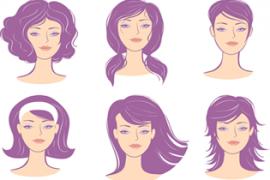 Karakter Wanita Sesuai Bentuk Wajah