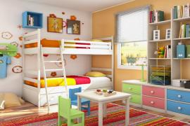 Mendekorasi Kamar Anak Menurut Feng Shui